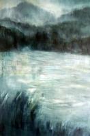 Fei Xia Mountain | 飛霞山 | Oil on canvas |130×200cm