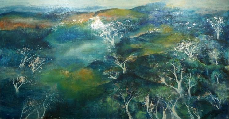 Trees in Water | 浮華若水